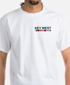 Key West -Nautical Flags. Shirt