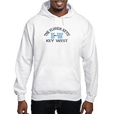 Key West - Varsity Design. Hoodie