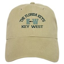 Key West - Varsity Design. Baseball Cap