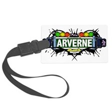 Arverne Queens NYC (White) Luggage Tag