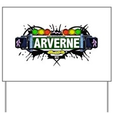 Arverne Queens NYC (White) Yard Sign