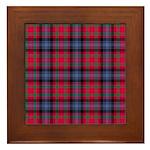 Tartan - Bonnar Framed Tile