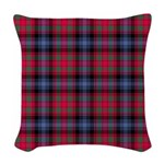 Tartan - Bonnar Woven Throw Pillow