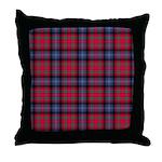 Tartan - Bonnar Throw Pillow
