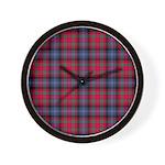 Tartan - Bonnar Wall Clock
