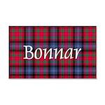 Tartan - Bonnar 20x12 Wall Decal