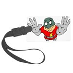 Superhero-Flying-12-[Conver.png Large Luggage Tag