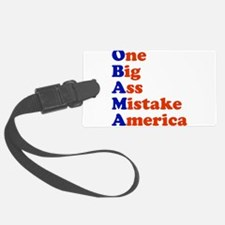 onebig4.png Luggage Tag