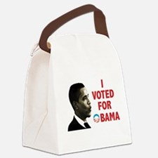 obama10.png Canvas Lunch Bag