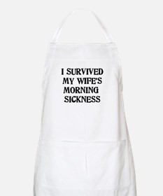 Morning Sickness BBQ Apron