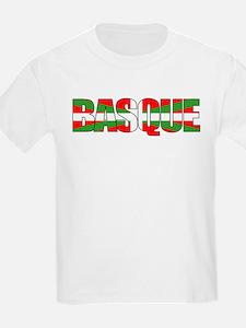 BASQUE! Kids T-Shirt