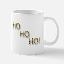 Santa HO HO HO 11oz. Mug