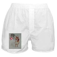 Christmas Chihuahua Boxer Shorts