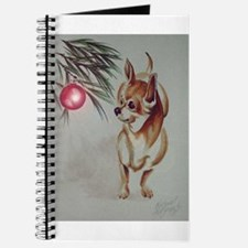 Christmas Chihuahua Journal