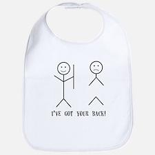 Ive Got Your back Bib