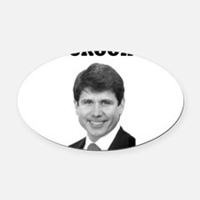 blago14.png Oval Car Magnet