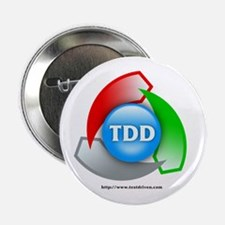 "TDD Button (2.25"", 10 pack)"