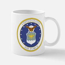 USAF Coat of Arms Mug