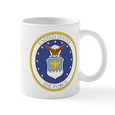 USAF Coat of Arms Small Mug