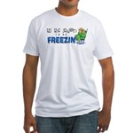 Season to be Freezin' Fitted T-Shirt