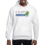 Season to be Freezin' Hooded Sweatshirt