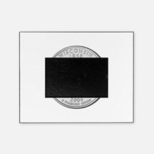 Wisconsin State Quarter Picture Frame