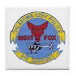 OK City Air Ops Tile Coaster