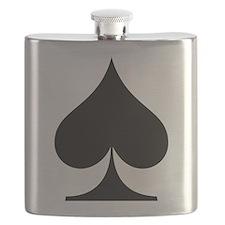 Spade 3 copy.jpg Flask