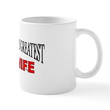 """The World's Greatest Ex-Wife"" Mug"
