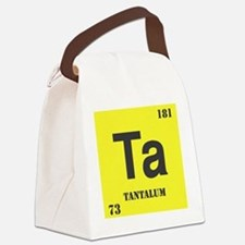 Tantalum.png Canvas Lunch Bag