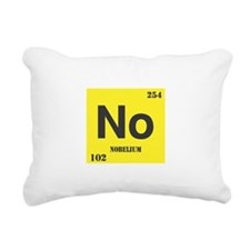 Nobelium.png Rectangular Canvas Pillow