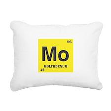 Molybdenum.png Rectangular Canvas Pillow