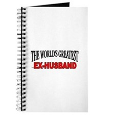 """The World's Greatest Ex-Husband"" Journal"