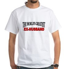 """The World's Greatest Ex-Husband"" Shirt"