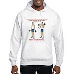 W8T Training Hooded Sweatshirt