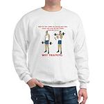 W8T Training Sweatshirt