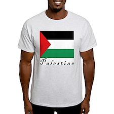 Palestine Ash Grey T-Shirt