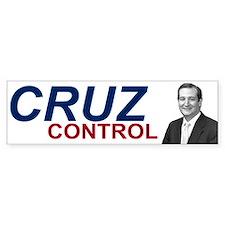 Ted Cruz Control Car Sticker