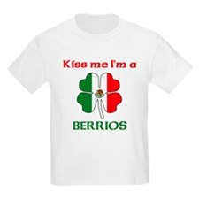 Berrios Family Kids T-Shirt