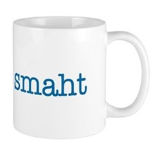 Wicked Smaht Mug (blue)