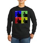 iPray Quad Long Sleeve Dark T-Shirt