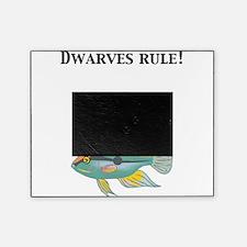 Cichlid Dwarves rule! Picture Frame