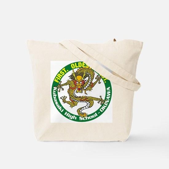 Dragon Inside Tote Bag