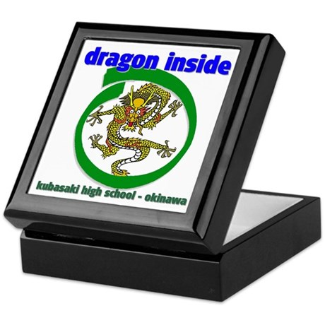 Dragon Inside Keepsake Box