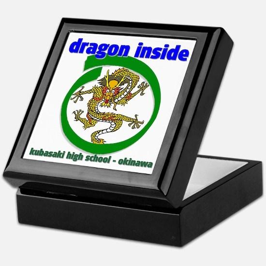Dragon Inside Keepsake Box