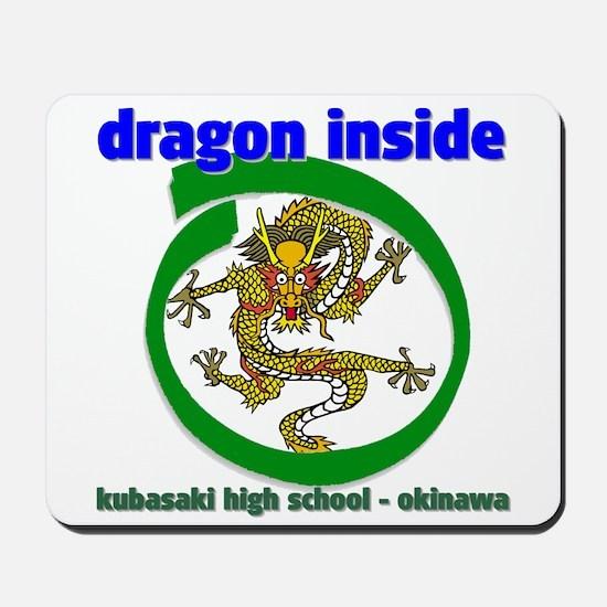 Dragon Inside Mousepad