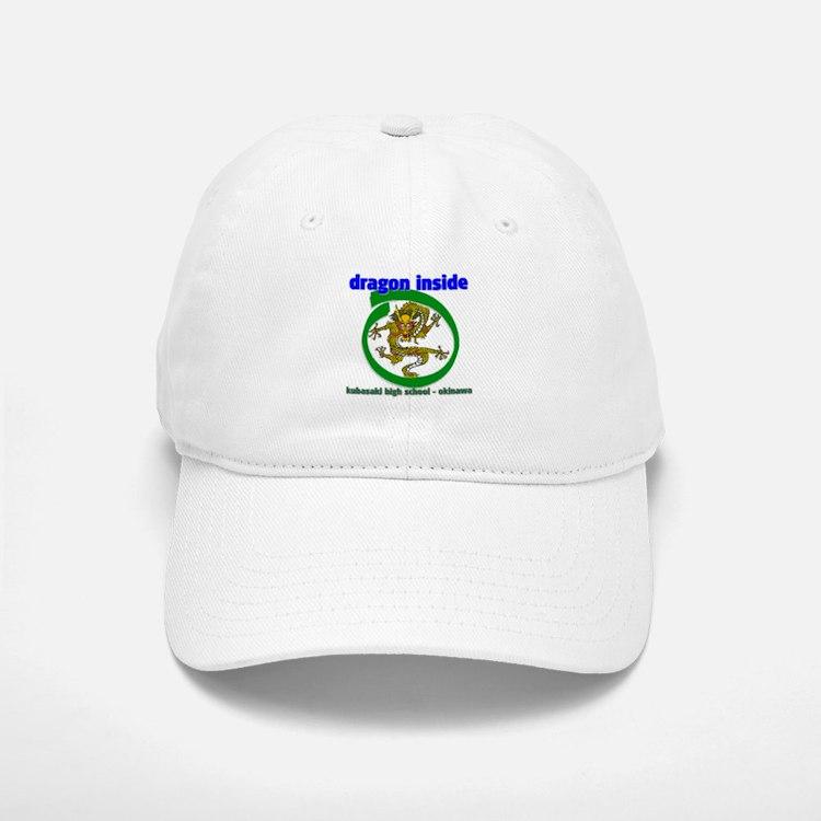Dragon Inside Baseball Baseball Cap
