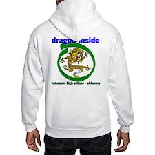 Dragon Inside Hoodie