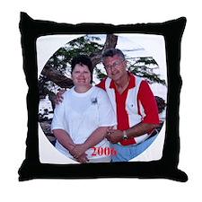 Joy's Harry 2006 Throw Pillow