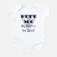 Onesie - Aunt Vet Tech